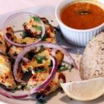 Chicken Kastoori Kebab
