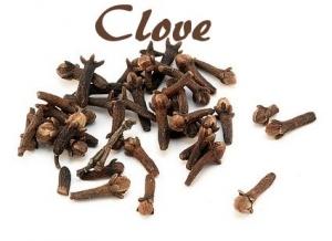 Clove menu